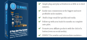12 minute affiliatecom signin