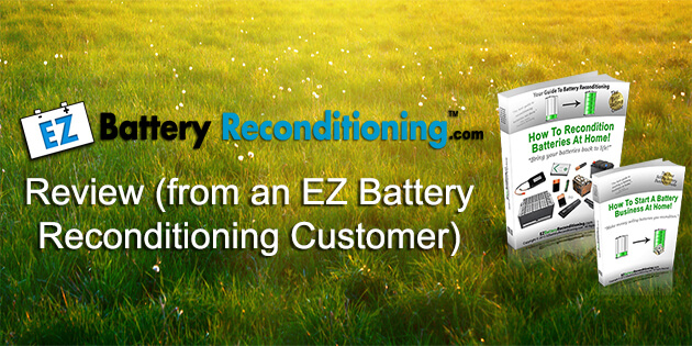 does EZ Battery Reconditioning really work