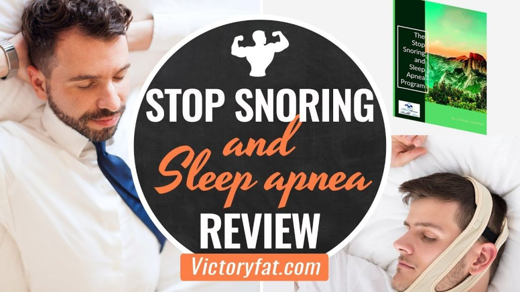 Christain's Stop Snoring and Sleep Apnea Program